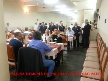 1º Encontro da Velha Guarda da Polícia Civil do Estado de São Paulo, em 25/10/13.