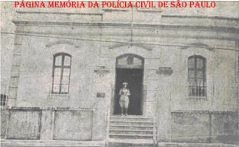 Delegacia de Polícia do Município de Santo André, em 1.937.