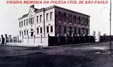 Cadeia Pública do Município de Itapetininga, em 1.927. Foi inaugurada em 1.915.