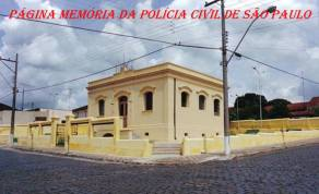 Cadeia Velha do Município de Santa Rosa do Viterbo/SP.