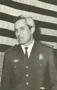 Major do Exército Brasileiro, João Luiz Barcellos Lessa de Azevedo, último comandante da Guarda Civil de São Paulo, 1969/1970, antes da fusão com a Força Pública e a criação da Polícia Militar (PM).