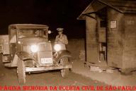 Em 10 de janeiro de 1.948, época em que o policiamento rodoviário era realizado pela extinta Guarda Civil do Estado de São Paulo, sendo substituída pela também extinta Polícia Rodoviária do Estado de São Paulo.