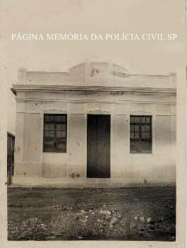 Delegacia de Polícia do Município de Lutécia/SP, em 1.950.