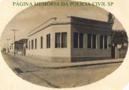 Delegacia de Polícia do Município de Mirassol/SP, em 1950.