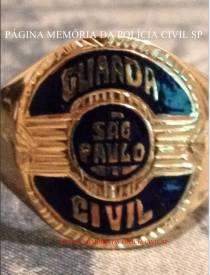 Distintivo da extinta Guarda Civil
