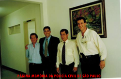 Faleceu hoje, no Hospital Samatina, o Investigador do DHPP, Mardonio Ruiz, que vinha lutando há mais de um ano contra a doença. https://www.facebook.com/MemoriaDaPoliciaCivilDoEstadoDeSaoPaulo/photos/a.306284829494095.69308.282332015222710/1167294230059813/?type=3&theater