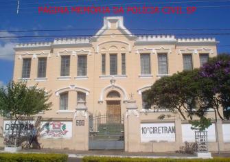 Cadeia Velha do Município de Itapetininga/SP.