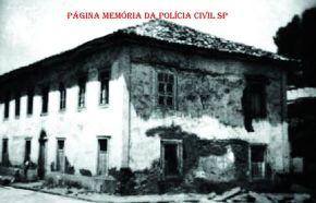 Cadeia Velha do Município de Paraibuna, construída por volta de 1.850.