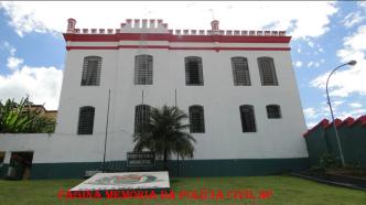 Cadeia Nova de Paraibuna, contruida em 1.906.
