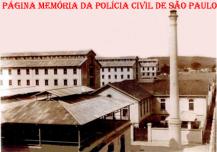 Penitenciária do Estado de São Paulo, na década de 20.