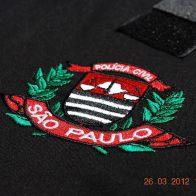 Emblema da Polícia Civil de São Paulo.
