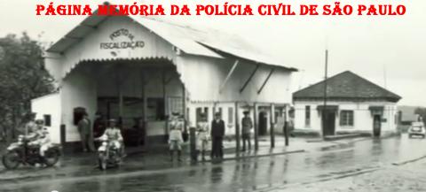 1940 policia rodoviária estrada velha caminho do mar