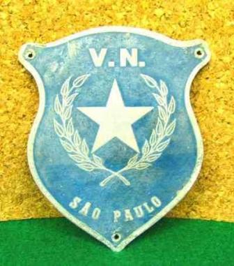 Distintivo de Vigilante Noturno.