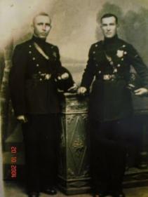 Integrantes da extinta Guarda Civil do Estado de São Paulo.