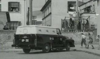 Viatura da Rádio Patrulha, década de 60.