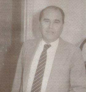 """ex- Diretor dom DEIC, Delegado de Polícia, Carlos Alberto Costa, o """"Carioca"""" (anos 80)."""