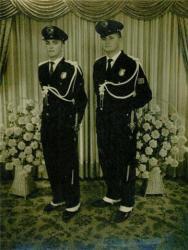 Guardas Civis (traje de gala).