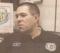 """O saudoso delegado supervisor do GOE, Dr. Sérgio Ricardo Guarda, """"in memorian"""" desde 2005."""