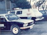 Viatura VW Brasília e V