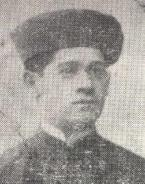 Comissário Waldemar Dória, cuja morte, em 1926, foi creditada ao gatuno Gino Amleto Meneghetti.