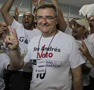 Delegado de Polícia Mário Gobbi, aposentado recentemente é o atual Presidente do Sport Clube Corinthians Paulista.