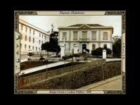 ANTIGO FÓRUM E CADEIA PÚBLICA DE BRAGANÇA PAULISTA- 1.940.