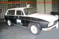 Viatura VW- Variant, década de 70.