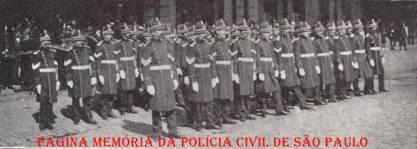 Guarda Civica do Estado de São Paulo, criada em de 5 de outubro de 1822 por Dom Pedro. Em 1.926 foi substituída pela Guarda Civil do Estado de São Paulo, que por sua vez foi extinta em 1.970.