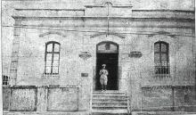 Prédio construído em meados de 1.880, sendo a primeira delegacia de Santo André.