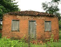 Antigo Posto Policial de Itapura.