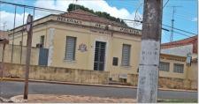 Delegacia de Polícia da cidade de Mineiros do Tietê/SP.