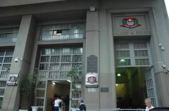 Palácio da Polícia, na rua Brigadeiro Tobias, 527- Bairro da Luz- SP