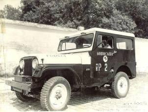 Rádio Patrulha de Sorocaba.