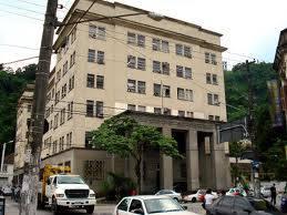 Palácio da Polícia- DEINTER 6- SANTOS.
