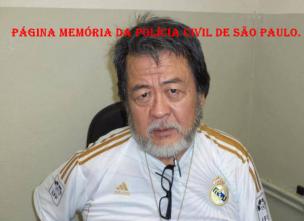 """Faleceu hoje, vítima de latrocínio, em Juqueí- Litoral Norte de São Paulo o Investigador de Polícia recém aposentado, Armando Mizutani """"Bodão"""". Eram 5 marginais armados de armas de fogo, tentaram roubar a residência em um condomínio que o policial havia alugado para temporada, o qual reagiu e durante o confronto, o policial e um dos marginais morreram e dois feridos."""