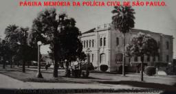 Cadeia Pública do Município de Batatais/SP, inaugurada em 1917.