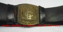 Cinturão utilizado pela Guarda Civil da Polícia de São Paulo, até 1.970. https://www.facebook.com/MemoriaDaPoliciaCivilDoEstadoDeSaoPaulo/photos/a.283205928468652.65489.282332015222710/1200813433374559/?type=3&theater