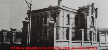 """Construída nos anos de 1.920, o """"Castelinho"""" abrigou a Cadeia Pública e Fórum de São José do Rio Preto, na esquina da General Glicério com Delegado Pinto de Toledo."""