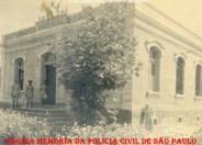 Delegacia de Polícia do Município de Itararé/SP, em 1.953.