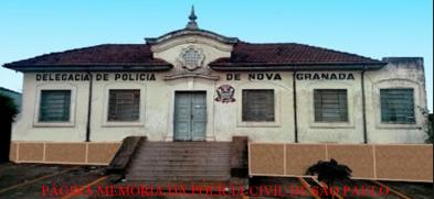 Delegacia de Polícia do Município de Nova Granada/SP.