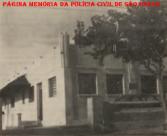Delegacia do Município de Limeira, na década de 60.