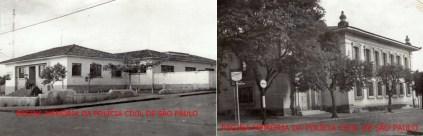 Antigas Delegacias de Polícia do Município de Mirassol/SP.
