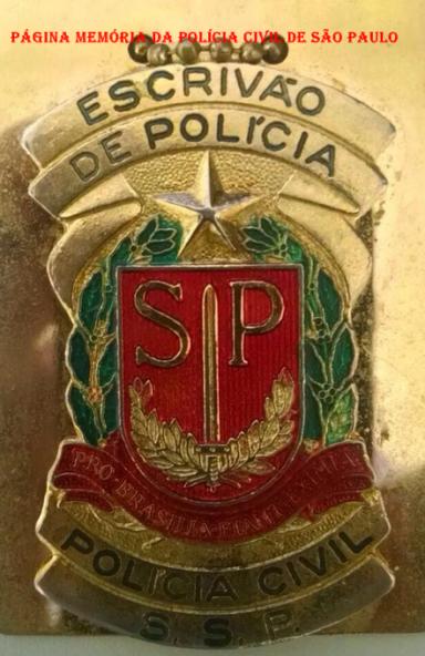 Comemoração do dia dos Escrivães de Polícia da Polícia Civil do Estado de São Paulo, em 05 de novembro. (Acervo do Delegado Carlos Schneider).