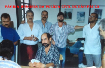 Investigador de Polícia Jose Arthur Padula no final da década de 70 e atualmente. http://memoriadapoliciacivildesaopaulo.com/policiais-civis-na-linha-do-tempo
