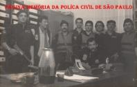 Uma das primeiras formações do Grupo Especial de Resgate - GER (Deic, final dos anos 80). (enviado por Cyrano Andrade)