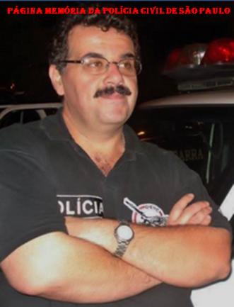 Investigador de Polícia João Terzezin Júnior, trabalha no GARRA há duas décadas.