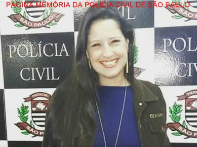 Faleceu hoje pela manhã, a papiloscopista policial do PEPC, Juliana Aparecida Gonçalves Leal de Oliveira. https://www.facebook.com/MemoriaDaPoliciaCivilDoEstadoDeSaoPaulo/photos/a.306284829494095.69308.282332015222710/1163436740445562/?type=3&theater