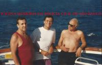 Em meados dos anos 90, em navio nos mares do Caribe, os Delegados Paulo Roberto de Queiroz Motta e Djahy Tucci Junior, ao centro o saudoso Investigador Geanfranco Cavalantti. https://www.facebook.com/MemoriaDaPoliciaCivilDoEstadoDeSaoPaulo/photos/a.283006641821914.65446.282332015222710/1312004672255434/?type=3&theater