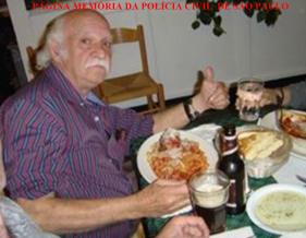 """Memória da Polícia Civil de São Paulo- Publicado por Paulo R Queiroz Motta · 21 h · · O grande investigador da Velha Guarda da Polícia Civil SP, Cláudio Pitágoras da Costa, faleceu no ultimo dia dos pais de AVC, na cidade de Goiania, onde residia. Na década de 70 foi gravemente ferido em tiroteio com o marginal Israel Assis Machado """"Caveirinha"""", no Rio de Janeiro. Informação do Investigador Klaus Lambert."""