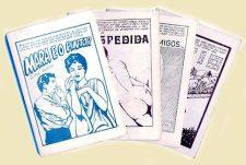 """OS CATECISMOS DE CARLOS ZÉFIRO. Publicações proibidas, que eram vendidas clandestinamente nas bancas de jornais. Era a sensação do momento para os adolescentes, que escondiam os exemplares dos pais (eles falavam caticismo). Carlos Zéfiro é o pseudônimo do funcionário público brasileiro Alcides Aguiar Caminha (Rio de Janeiro, 25 de setembro de 1921 - Rio de Janeiro, 5 de julho de 1992) com o qual ilustrou e publicou, durante as décadas de 50 a 70, histórias em quadrinhos de cunho erótico que ficaram conhecidas por """"catecismos"""". Alcides Aguiar Caminha, carioca boêmio, ilustrou e vendeu cerca de 500 trabalhos desenhados em preto e branco, que eram vendidos dissimuladamente em bancas de jornais, devido ao seu conteúdo porno-erótico, ficando conhecidos como """"catecismos"""" e chegaram a tiragens de 30.000 exemplares. Casado desde os 25 anos, com Dona Serat Caminha teve 5 filhos e sempre escondeu de toda a família sua atividade paralela de desenhista e aposentou-se como funcionário público do setor de Imigração do Ministério do Trabalho. Sua identidade somente se tornou pública em uma reportagem de Juca Kfouri para Revista Playboy (onde era editor na época) que foi publicada em 1991, um ano antes de sua morte. Autodidata no desenho e concluinte do curso de segundo grau somente quando tinha 58 anos, manteve o anonimato sobre sua verdadeira identidade por temer ter seu nome envolvido em escândalo o que lhe traria problemas por se tratar de funcionário público submetido à Lei 1.711 de 1952 que poderia punir com a demissão o funcionário público por """"incontinência pública escandalosa"""" e retirar os proventos com os quais mantinha a família. Os """"catecismos"""" eram desenhados diretamente sobre papel vegetal, eliminando assim a necessidade do fotolito, e impresso em diferentes gráficas em diferentes estados da Federação, gerando, inclusive, diversos imitadores. Em 1970, durante a ditadura militar, foi realizada em Brasília uma investigação para descobrir o autor daquelas obras pornográf"""
